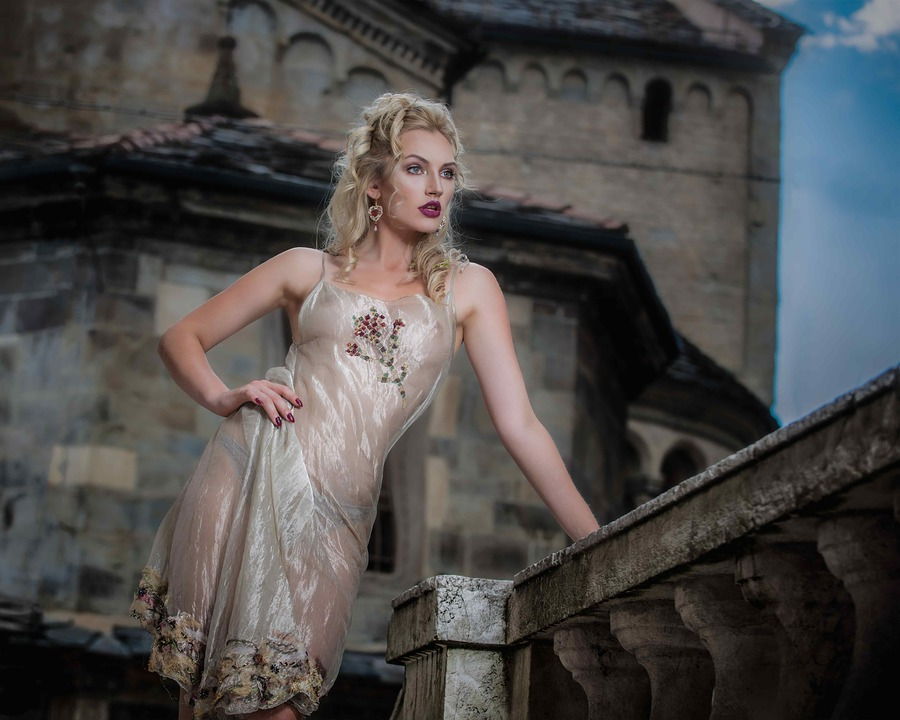 """Bergamo"" Italy / Photography by Stuart Green-Photography, Model Olivia Harriet / Uploaded 24th October 2015 @ 07:54 PM"
