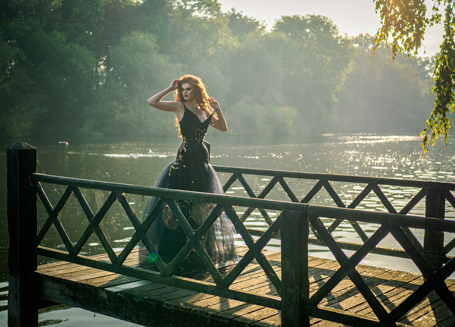 Autumn Dawn / Photography by frankinsella, Model Charlotte Felski- Redhead, Makeup by Charlotte Felski- Redhead / Uploaded 21st October 2020 @ 08:00 AM