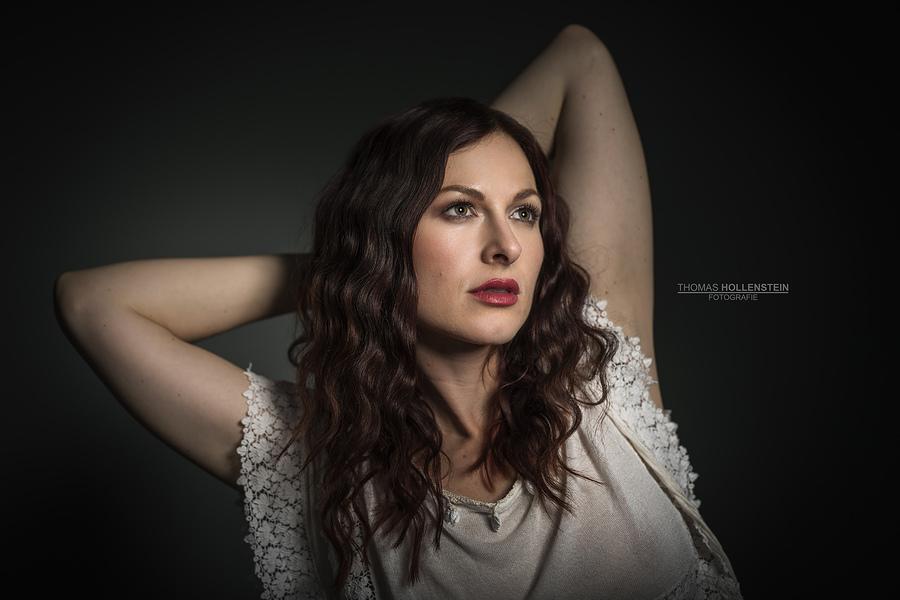 Model Ivana Cermakova / Uploaded 23rd October 2019 @ 11:10 AM