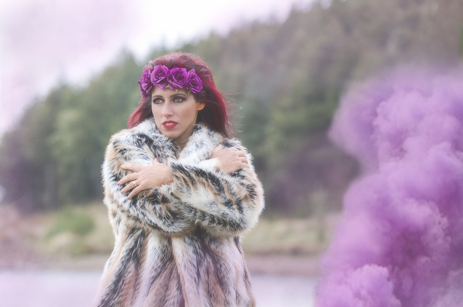 and the cold wind doth blow / Photography by SWPhotographic, Model PaigeAntonia, Post processing by Ant Edits / Uploaded 28th October 2016 @ 09:34 PM
