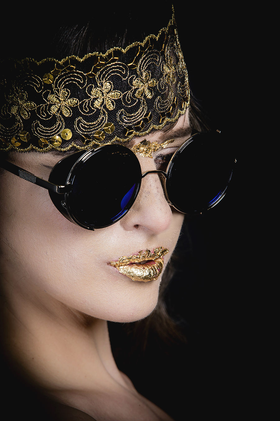 Arabian Gold / Photography by Mr T'ography, Model kateC, Taken at Barlow studios / Uploaded 27th July 2015 @ 09:32 PM