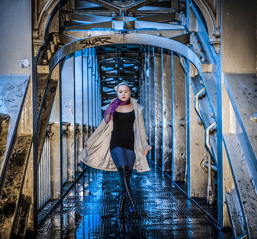 Walk the Walk / Photography by vantage-3-photography, Model tinkerbel / Uploaded 14th January 2016 @ 08:47 PM