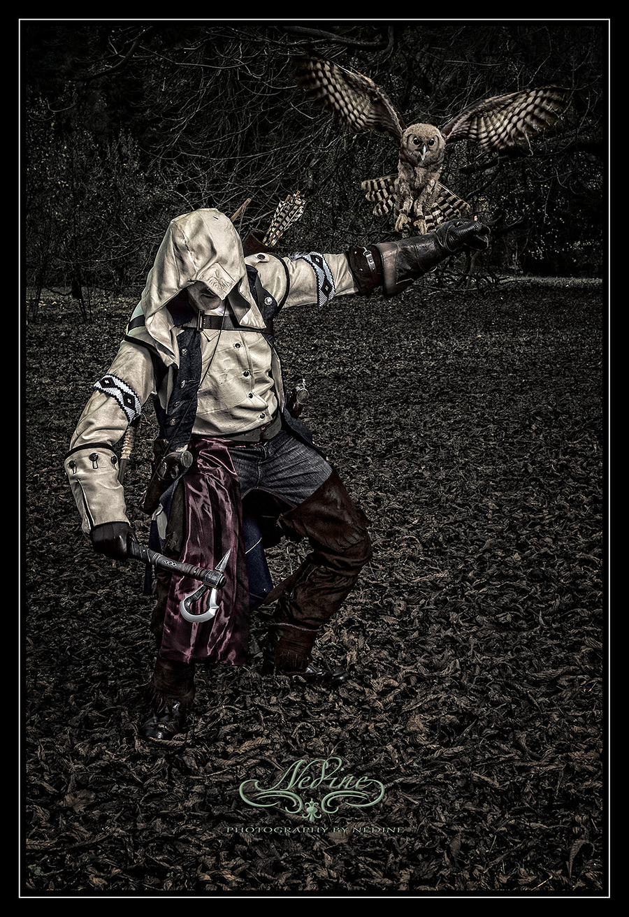Assassins Creed / Photography by Nedine, Model Darren S, Assisted by Penny Hardie / Uploaded 16th February 2020 @ 07:55 PM
