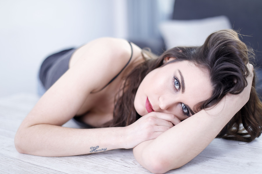 Kelly / Photography by Dave KevD, Model Kelly Hathaway / Uploaded 6th February 2018 @ 09:20 PM