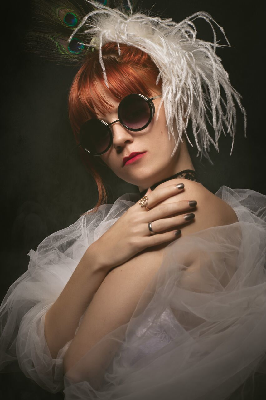 who............ me?? / Photography by RC Photography, Model Tann-Marie, Makeup by Tann-Marie, Hair styling by Mister_J Circus of Styles, Hair styling by Mister Zorel / Uploaded 25th October 2018 @ 01:43 PM