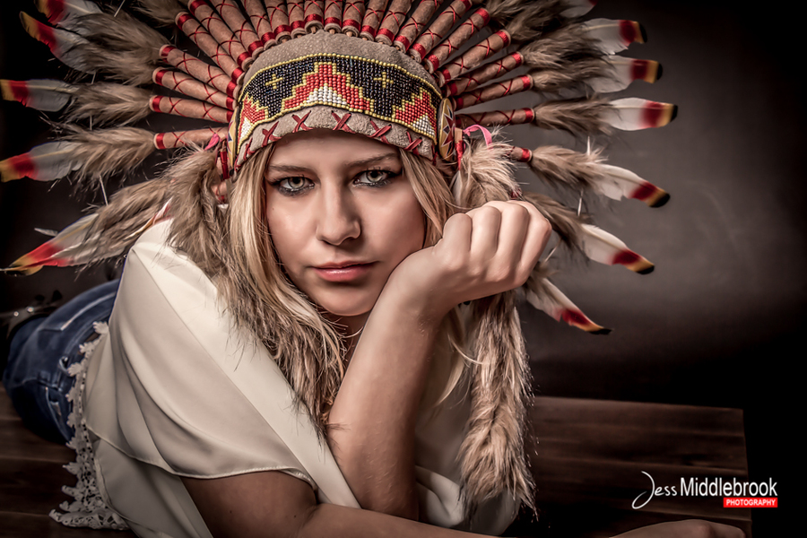 Cowboys & Indians Pt3 / Photography by Jess Middlebrook / Uploaded 23rd October 2014 @ 02:15 PM