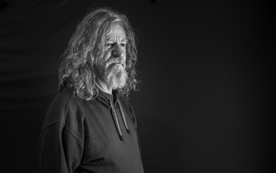 The Bearded Biker / Photography by Jess Middlebrook / Uploaded 31st July 2015 @ 12:26 AM