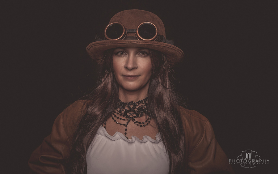 Steampunk Marg / Photography by Jess Middlebrook / Uploaded 28th October 2015 @ 09:19 PM
