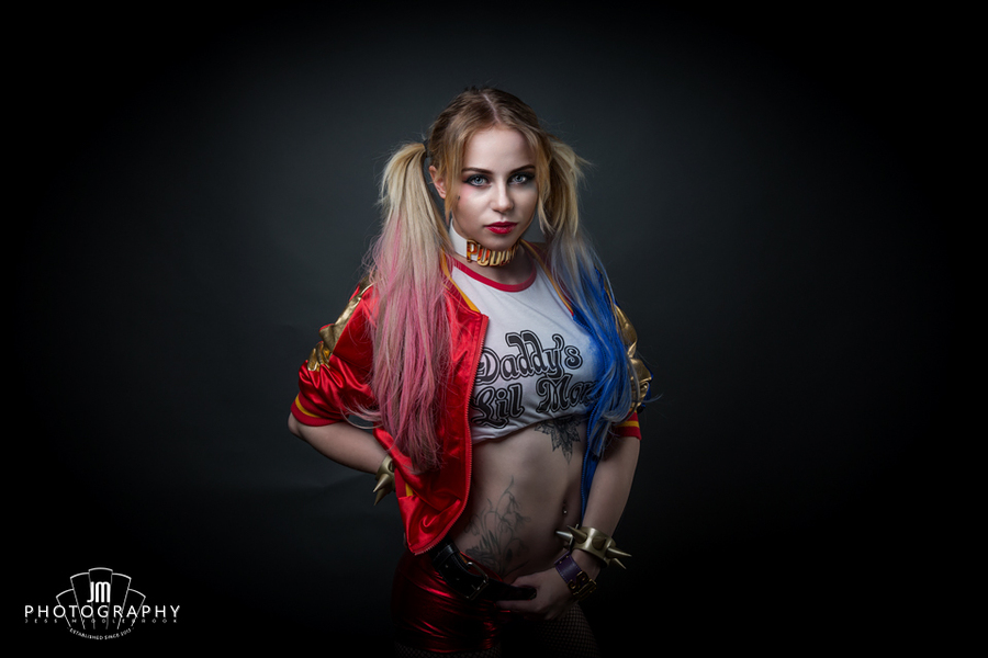 Dark Side of Harley / Photography by Jess Middlebrook / Uploaded 29th August 2016 @ 09:03 PM