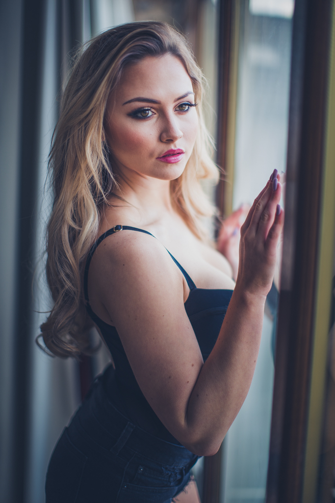 Reflection / Photography by Jess Middlebrook, Model Katie Royle, Taken at Millwood Photography Studio (Jamie Booth Photography) / Uploaded 11th February 2018 @ 01:55 PM