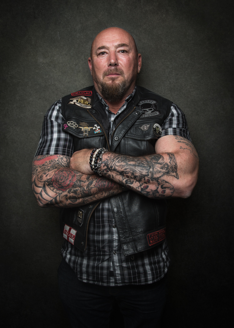 Ken - Harley Rider / Photography by Jess Middlebrook / Uploaded 31st July 2018 @ 02:50 PM