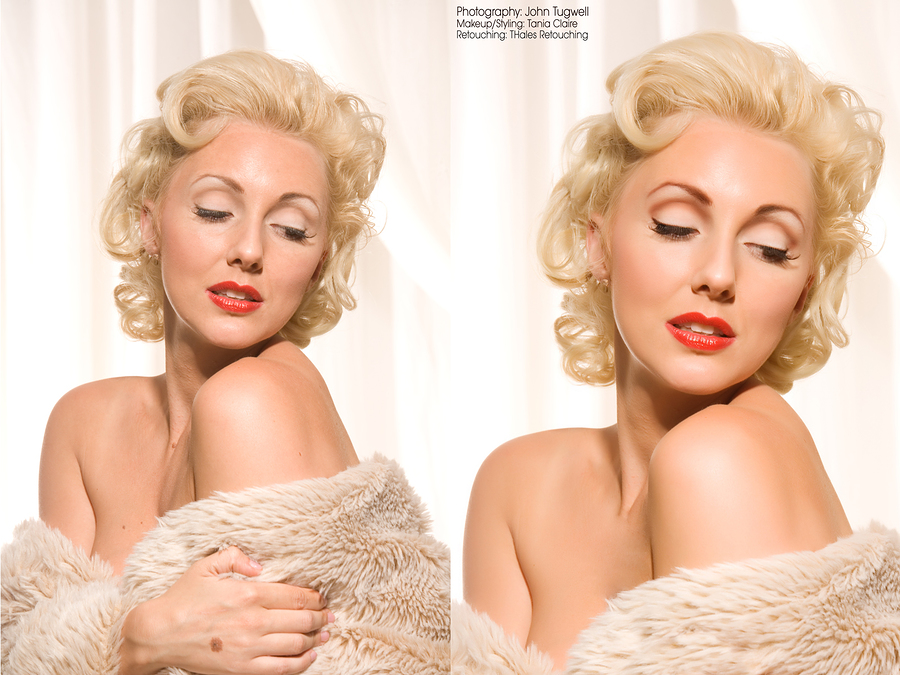Makeup by Tania Claire, Post processing by Thales / Uploaded 5th October 2014 @ 07:21 PM