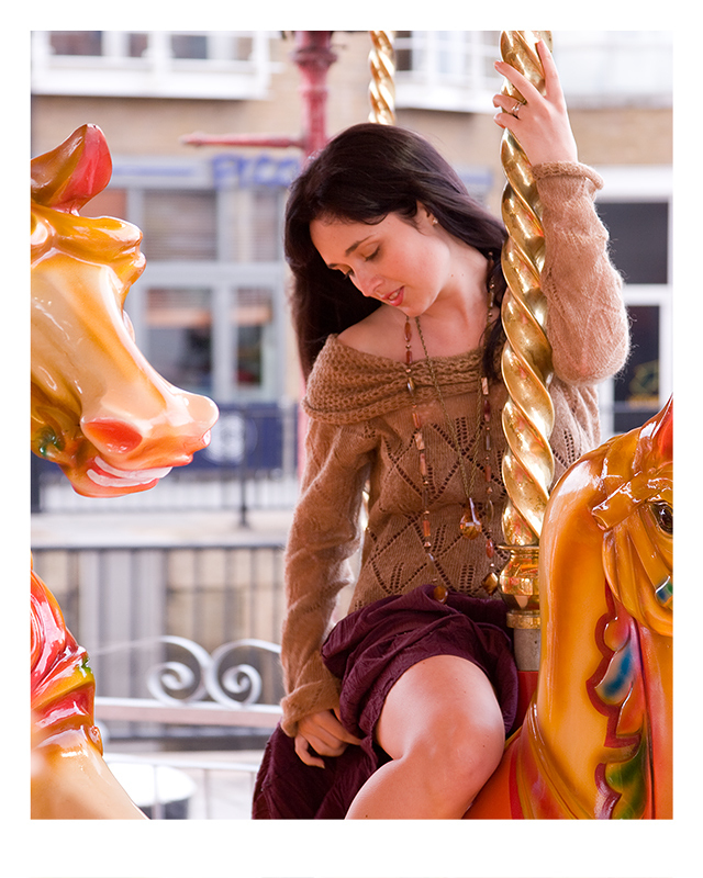 Life Is A Merry Go Round / Photography by martyn: ImageWales, Model Leah_Axl / Uploaded 27th June 2019 @ 09:39 AM