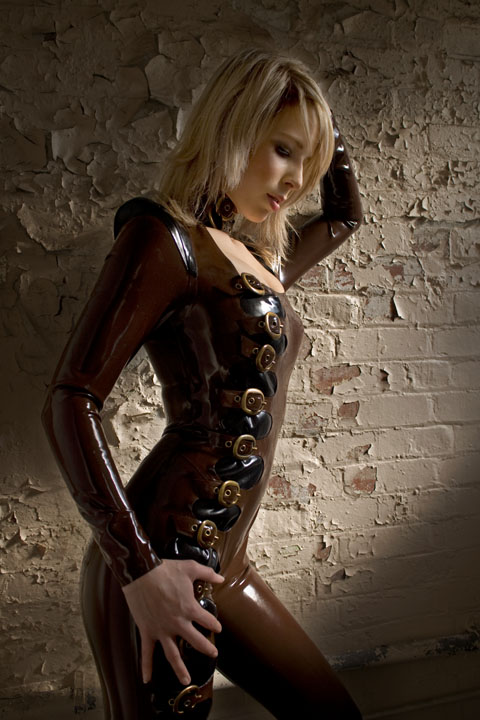 Latex and natural light / Photography by RoninUK / Uploaded 20th September 2011 @ 10:07 PM