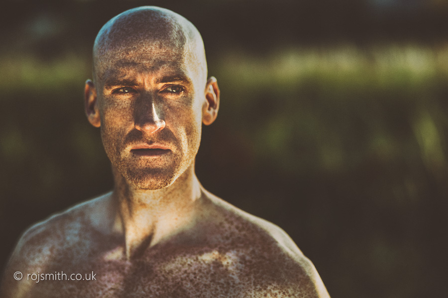 Golden Glow / Photography by Roj Smith, Model Darren S / Uploaded 29th September 2014 @ 05:52 PM