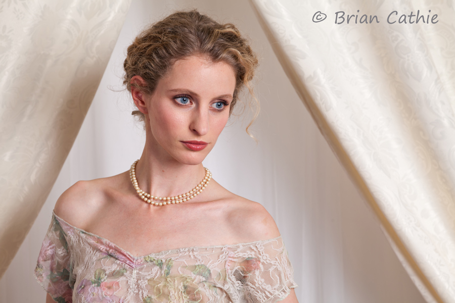 Sapphires, pearls and lace / Photography by BrianC / Uploaded 15th November 2013 @ 08:33 PM