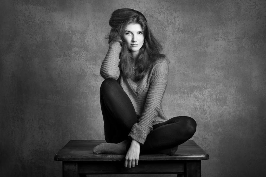 Black & White magic by Richard Hardwick / Model Bexmcr / Uploaded 13th January 2016 @ 05:44 PM