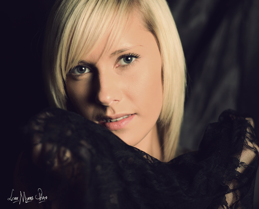 Black Lace / Photography by Lee Myers Photography / Uploaded 15th March 2014 @ 08:07 AM