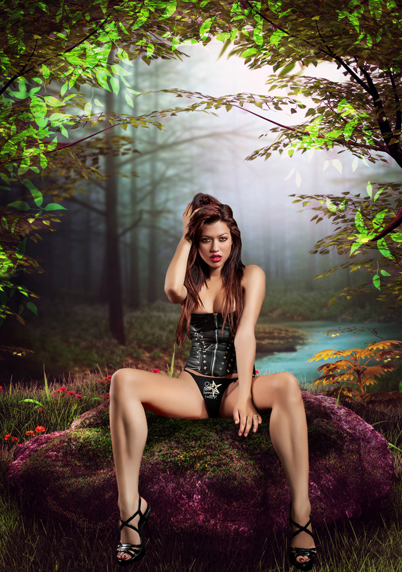 Photographer Mike Whitehead- Fantasy  / Post processing by Purple Princess Edits / Uploaded 24th December 2013 @ 02:27 PM