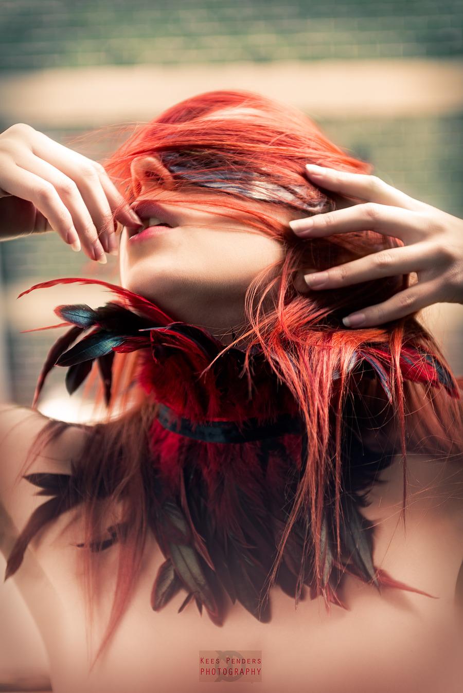 Senses / Photography by KPF, Model Freya, Makeup by Freya, Stylist Freya / Uploaded 29th May 2015 @ 04:59 PM
