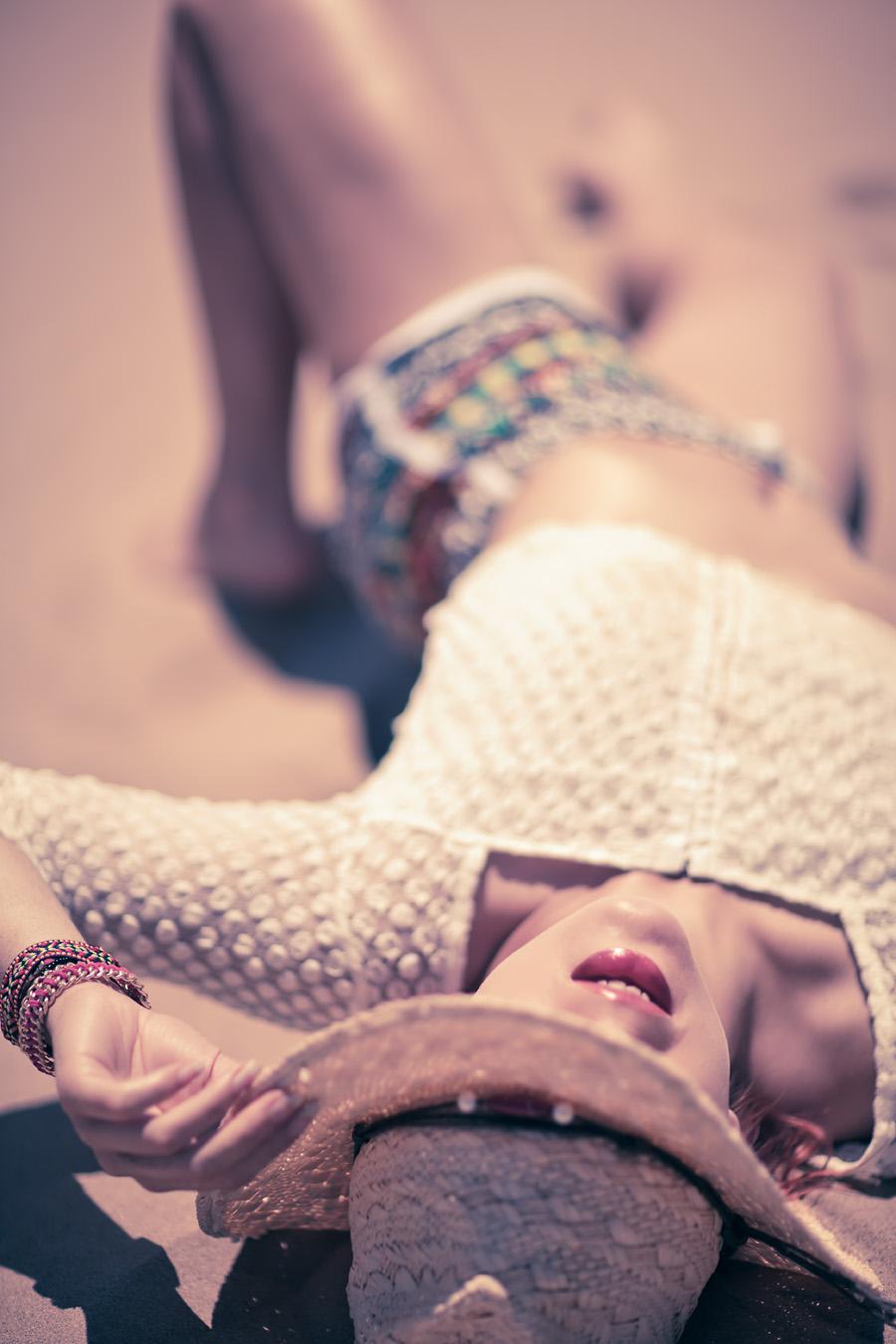 Summer Time / Photography by Russ Freeman, Model Freya, Makeup by Freya, Stylist Freya / Uploaded 26th June 2014 @ 07:49 PM
