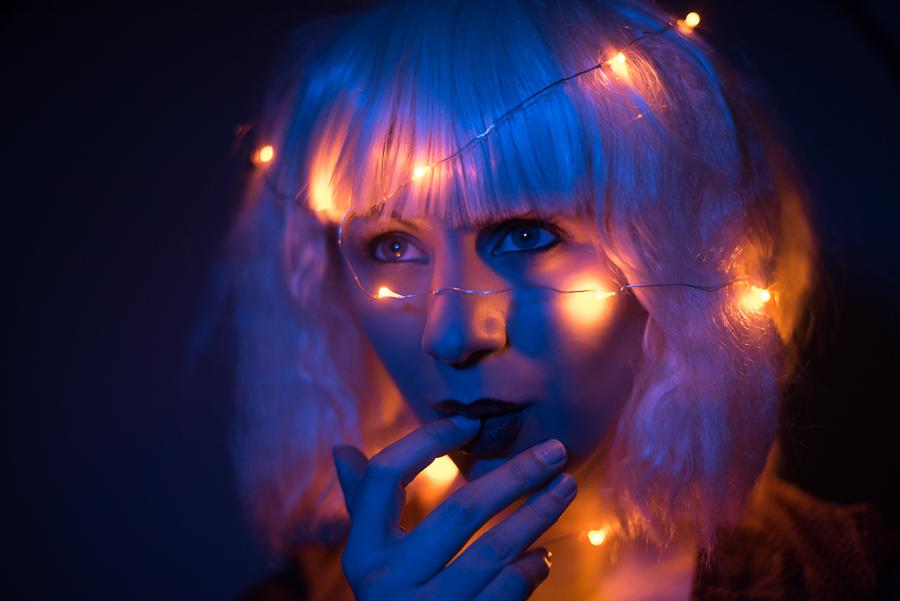 Bright star / Photography by tonybp, Model Freya, Makeup by Freya, Stylist Freya / Uploaded 28th December 2017 @ 09:40 PM