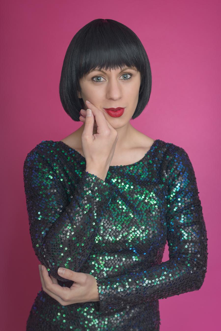 Sparkle sparkle / Photography by tonybp, Model Freya, Makeup by Freya, Stylist Freya / Uploaded 30th December 2017 @ 10:38 AM