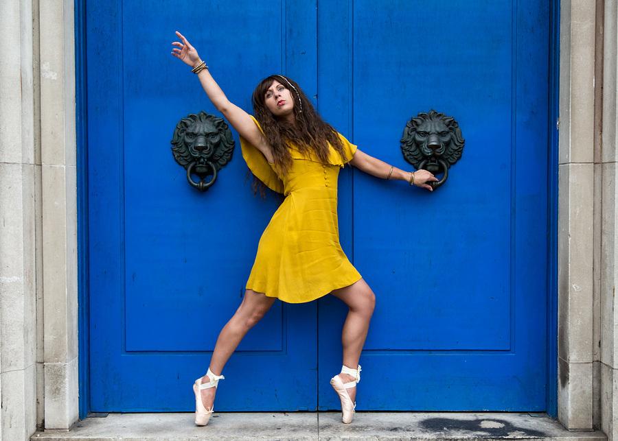Dance like nobody is watching / Photography by dasphotouk Dave, Model Freya, Stylist Freya / Uploaded 2nd October 2018 @ 09:36 PM