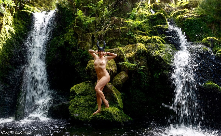 The power of nature / Photography by Dark Venice, Model Freya / Uploaded 22nd June 2019 @ 07:27 PM