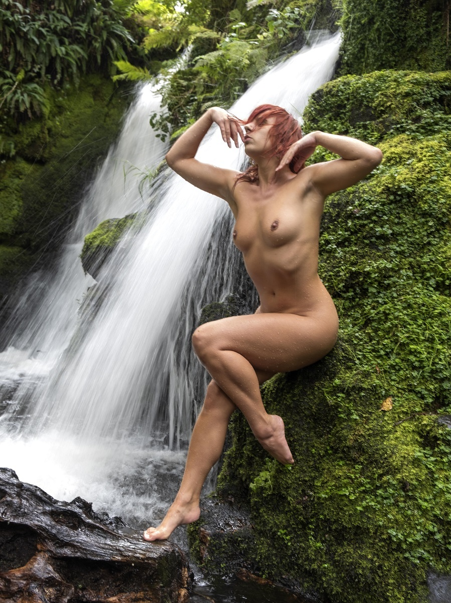 Splish splash / Photography by Ron Andrews Photography, Model Freya / Uploaded 23rd September 2019 @ 03:46 PM