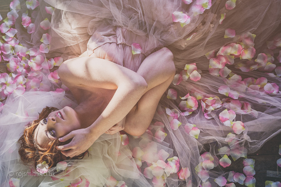 Rose Light / Photography by Roj Smith, Model Miss Sparrow, Post processing by Roj Smith / Uploaded 22nd December 2014 @ 06:15 PM