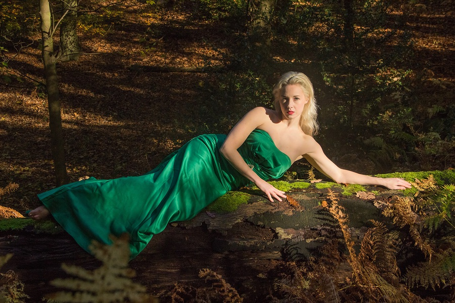 Reclining / Photography by CharlesPhoto, Model Em Theresa, Post processing by CharlesPhoto / Uploaded 4th November 2015 @ 12:07 AM