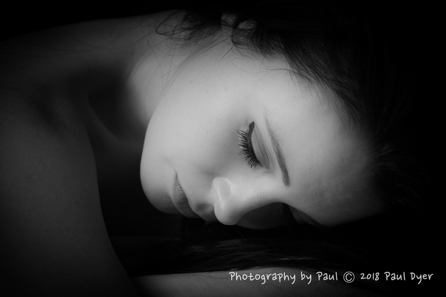 Sleep / Photography by The Shutter Crew, Model VictoriaLucie / Uploaded 22nd April 2018 @ 08:41 AM