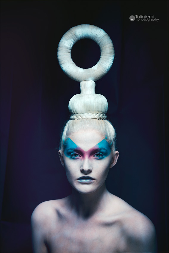 Conceptual Beauty / Hair styling by Dbxhair / Uploaded 29th November 2013 @ 03:17 PM
