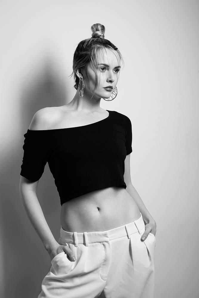 Photography by Adrian Crook, Model Carla Monaco, Stylist Carla Monaco / Uploaded 3rd April 2015 @ 10:27 AM