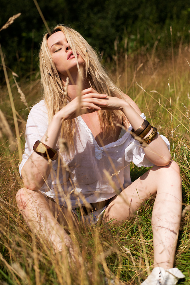 Model Carla Monaco / Uploaded 12th August 2014 @ 04:48 PM