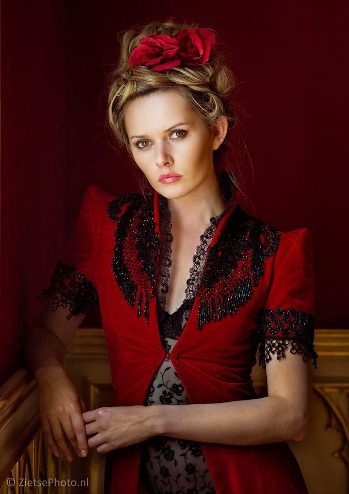 Lady in Red  / Model Carla Monaco / Uploaded 13th July 2015 @ 07:43 PM