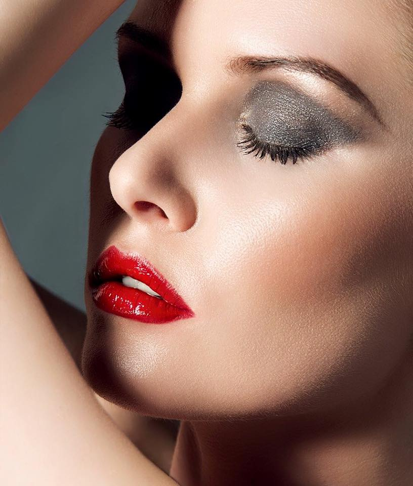 Beauty Shot / Model Carla Monaco, Post processing by Adrian Crook / Uploaded 25th January 2016 @ 12:36 PM