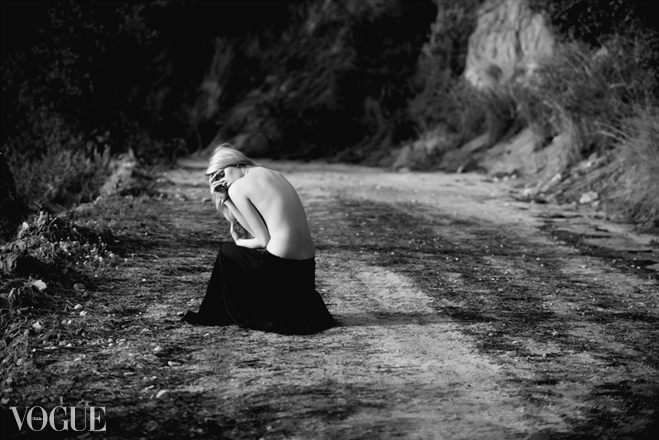 Collapse / Photography by Adrian Crook, Model Carla Monaco / Uploaded 23rd October 2013 @ 12:52 PM