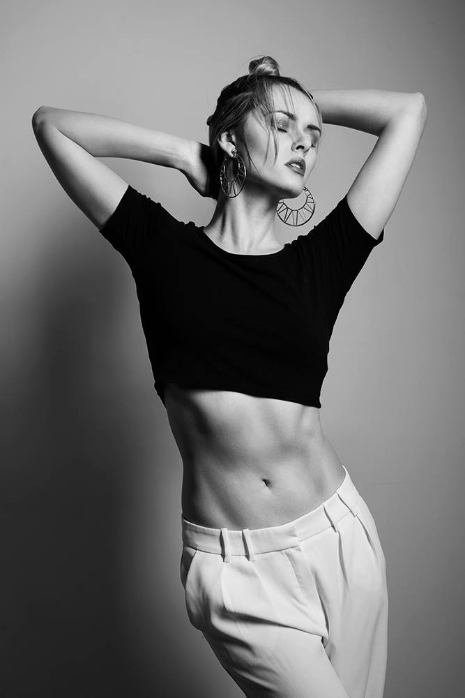 Photography by Adrian Crook, Model Carla Monaco, Stylist Carla Monaco / Uploaded 3rd April 2015 @ 10:26 AM