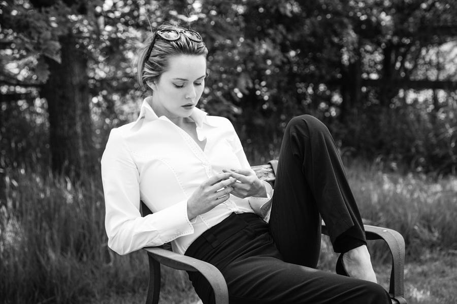 Captured Thinking  / Model Carla Monaco / Uploaded 6th June 2015 @ 07:15 PM