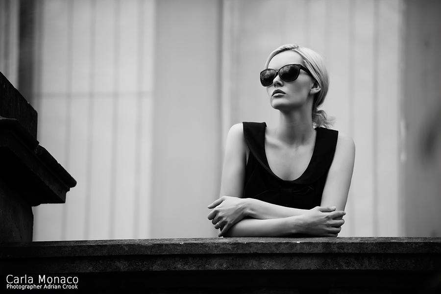 Fashion  / Photography by Adrian Crook, Model Carla Monaco / Uploaded 16th June 2013 @ 06:40 PM