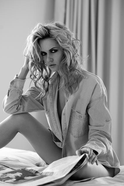 In the Morning  / Model Carla Monaco / Uploaded 12th July 2013 @ 10:09 PM