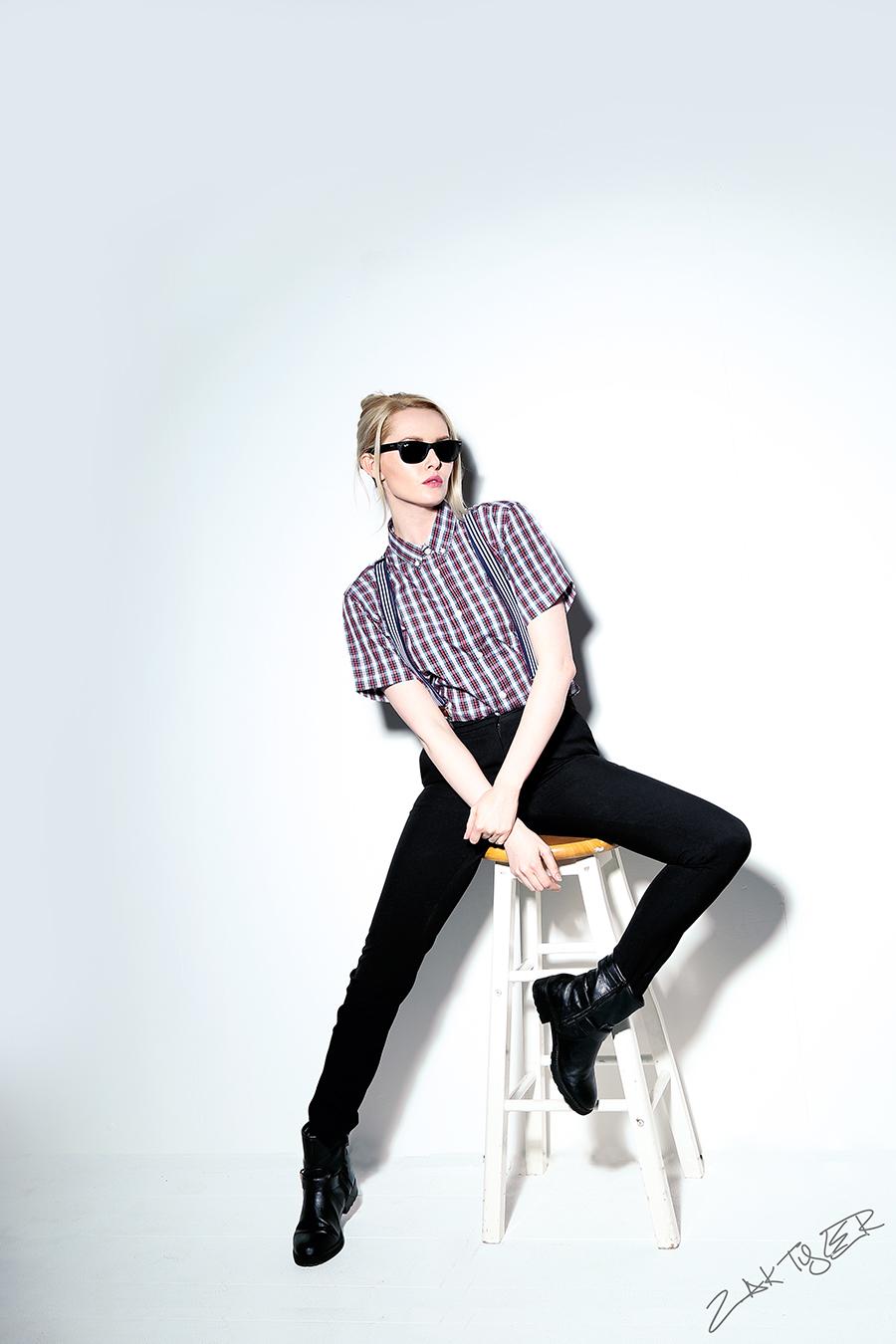 About a boy / Model Carla Monaco, Makeup by Mirka make up artist / Uploaded 5th July 2016 @ 02:54 PM