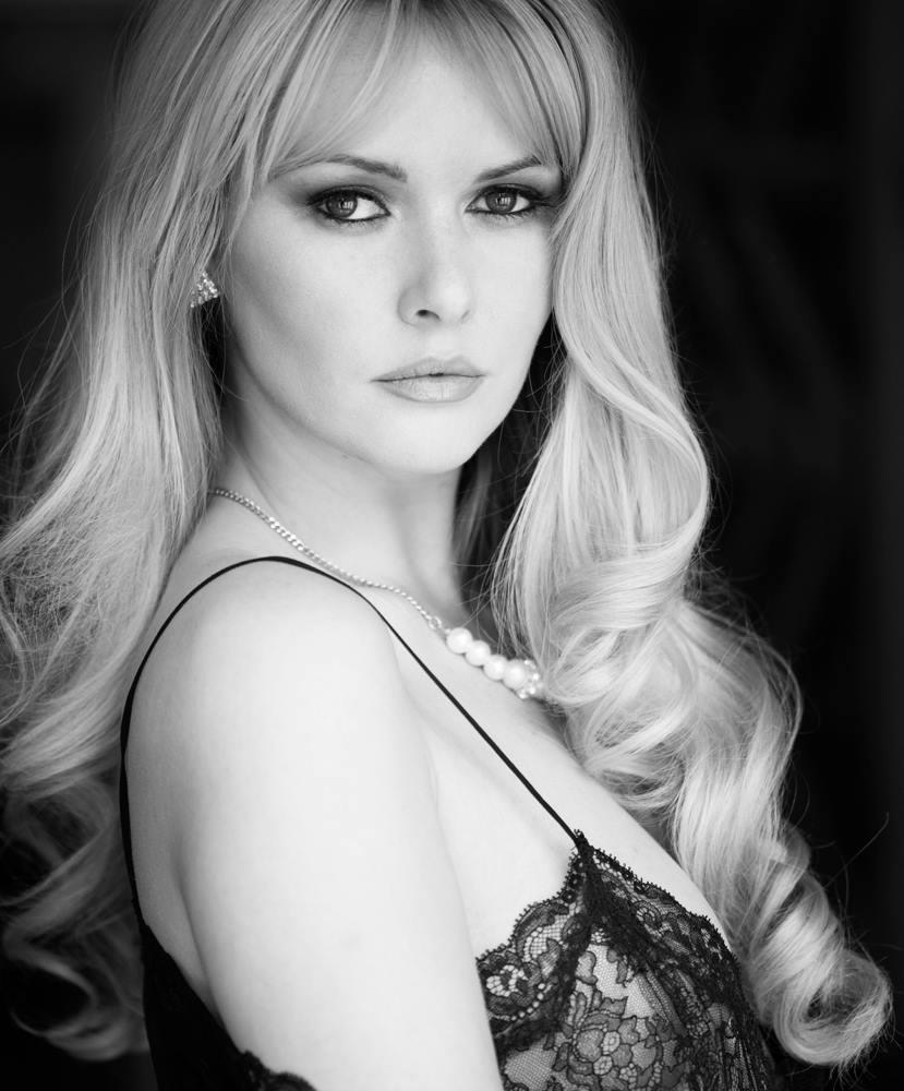 Pearl / Photography by Adrian Crook, Model Carla Monaco, Hair styling by Carla Monaco / Uploaded 18th June 2017 @ 05:38 PM