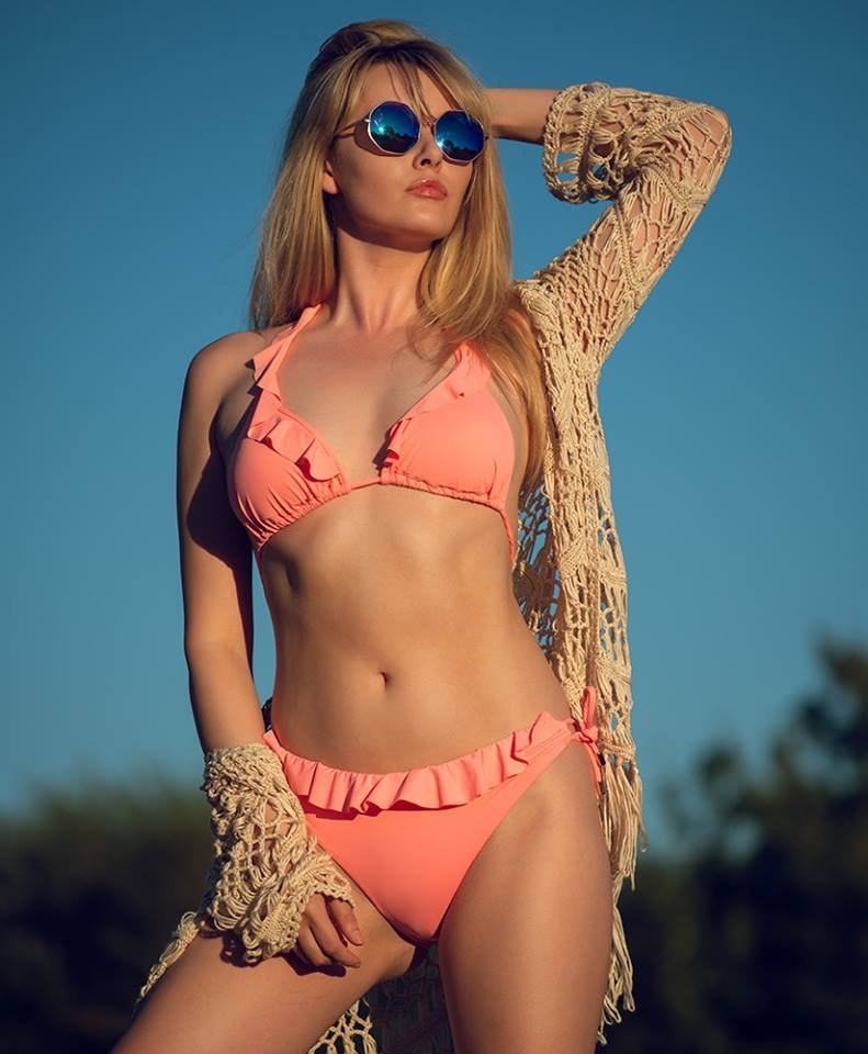 Summer 2018 / Photography by Adrian Crook, Model Carla Monaco / Uploaded 7th August 2018 @ 06:17 PM