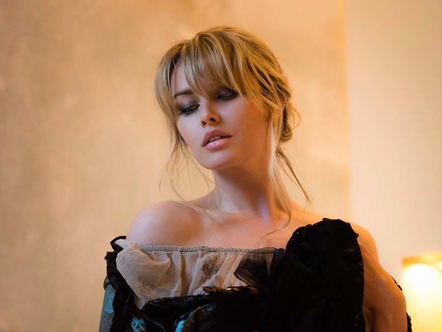 Joachim Bergauer / Model Carla Monaco / Uploaded 10th November 2019 @ 05:44 PM