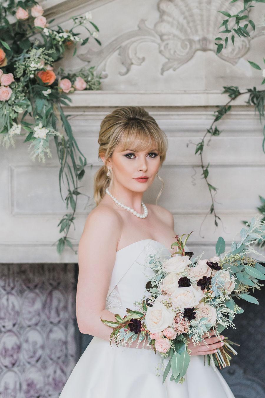 Flowers in Bloom / Model Carla Monaco / Uploaded 13th February 2020 @ 05:09 PM
