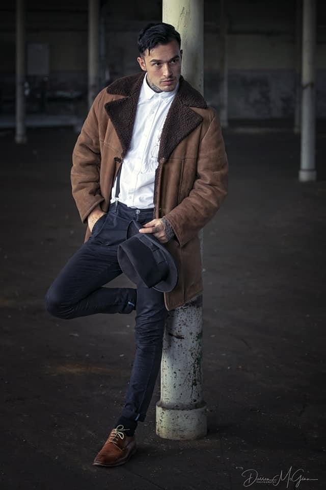 What you waiting for? / Model Jordan Raper, Stylist Jordan Raper, Hair styling by Jordan Raper, Designer Jordan Raper / Uploaded 24th July 2018 @ 08:12 AM