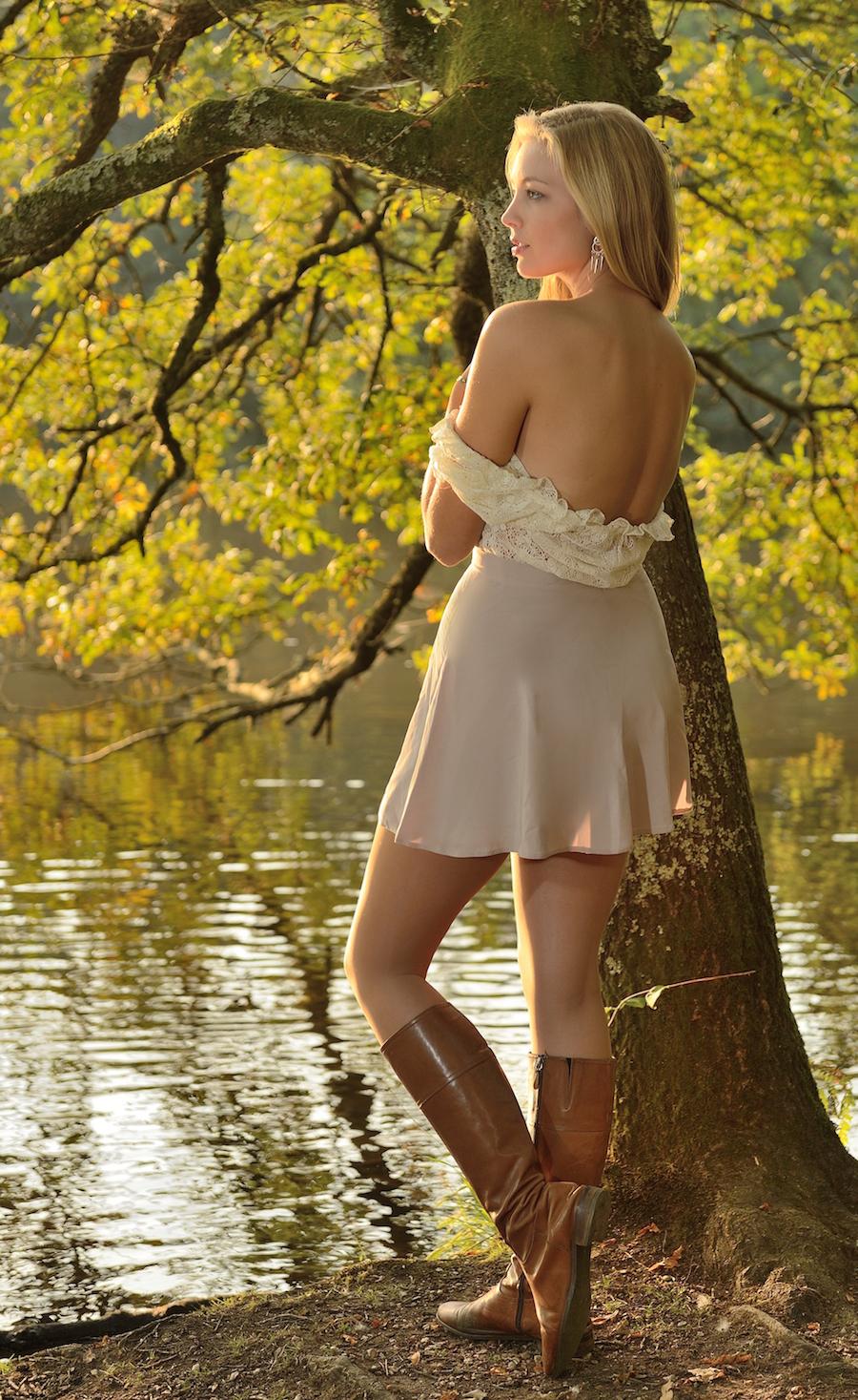 Where The Wild Roses Grow / Model Amalia / Uploaded 11th September 2014 @ 10:16 PM